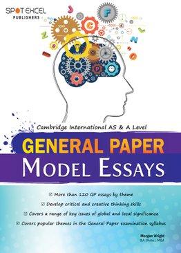 General Paper Model Essays
