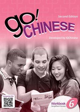 Go! Chinese Workbook (2E) Level 6