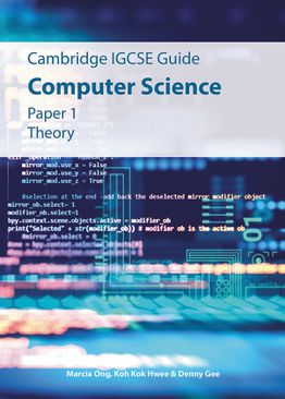 IGCSE Computer Science Paper 1 (Theory)