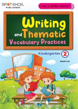 Writing and Thematic Vocabulary Practices Kindergarten 2