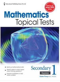 Mathematics Topical Tests Sec 1E