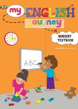 My English Journey - Nursery Textbook