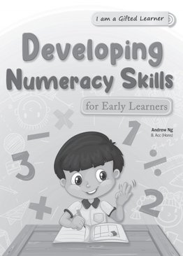 Developing Numeracy Skills for Early Learners
