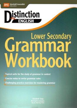 Distinction In English - Lower Sec Grammar Workbook