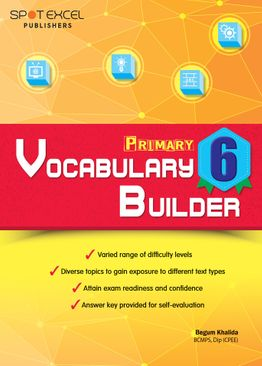 Primary 6 Vocabulary Builder