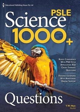 PSLE Science 1000+ QR
