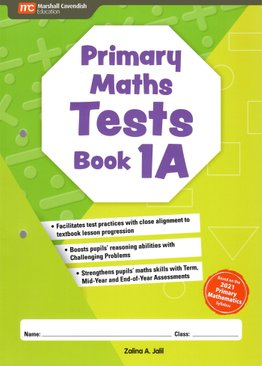 Primary Maths Tests Book 1A
