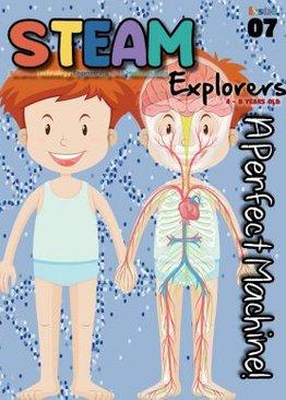 STEAM Magazine: STEAM Explorer 2021 Subscription