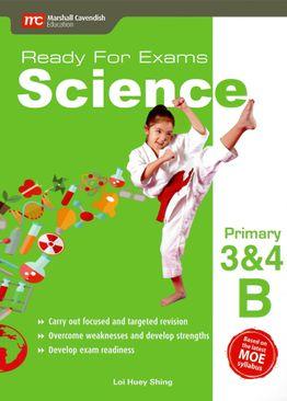 Ready for Exams Science Pri 3 & 4 Book B