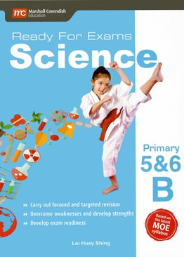 Ready for Exams Science Pri 5 & 6 Book B