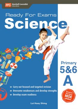 Ready for Exams Science Pri 5 & 6 Book A