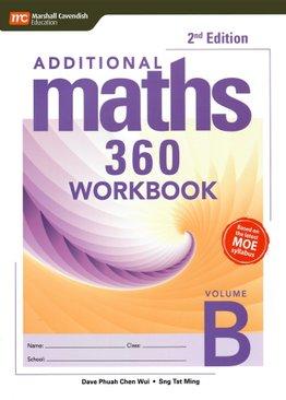 Additional Maths 360 Workbook Vol B