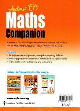 Andrew Er's Maths Companion 1 (2021 Ed)