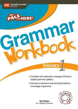 My Pals are Here! Grammar Workbook P1