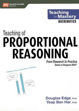 Teaching to Mastery Mathematics: Teaching of Proportional Reasoning
