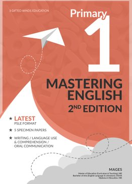 PRIMARY 1 MASTERING ENGLISH - 2ND EDITION
