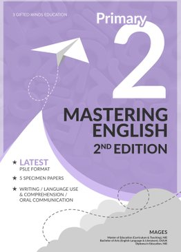 PRIMARY 2 MASTERING ENGLISH - 2ND EDITION
