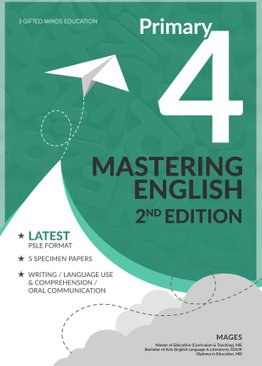 PRIMARY 4 MASTERING ENGLISH - 2ND EDITION