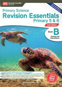 Primary Science Revision Essentials P5&6 Book B (2E)