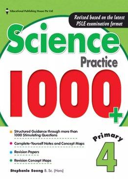 Science Practice 1000+ (Revised) 4