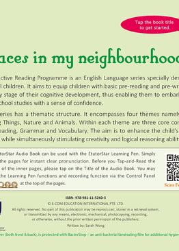 Interactive Reading Programme(Stage 1/2/3) Bundle Of 60 Books + EtutorStar Learning Pen