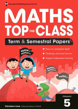 Maths Top The Class Term/Sem Papers P5
