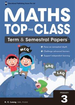 Maths Top The Class Term/Sem Papers P3