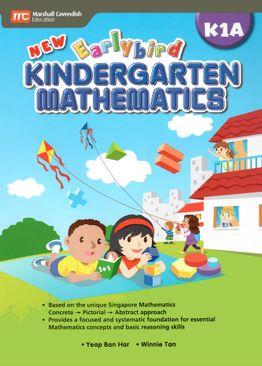 New Earlybird Kindergarten Maths K1A
