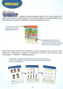 New Earlybird Kindergarten Maths K1B