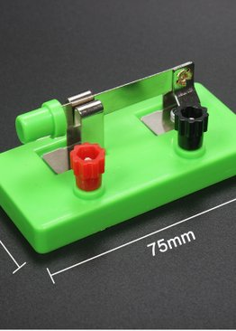 Play N Learn Science Experiment Component  Knife Switch 2 Pieces Per Set