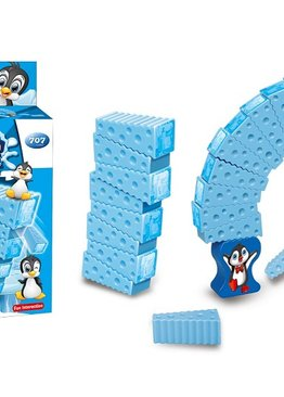 Board Game Play N Learn 707 Math Skills Penguin Stacking Game