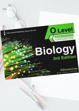 O-level Biology Quick Revision Handbook QR (3RD EDT)