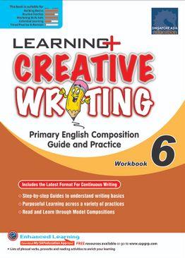 Learning Creative Writing Book 6