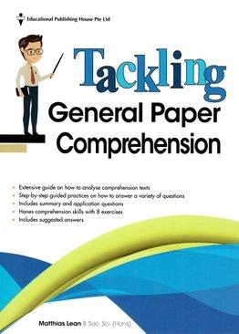Tackling GP Comprehension