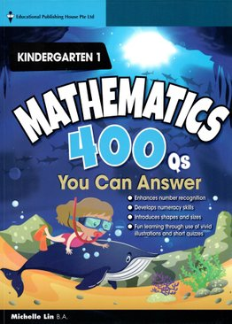 K1 400 Maths Questions You Can Answer