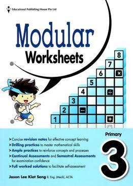 Maths Modular Worksheets 3