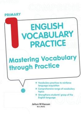 P1 English Vocabulary Practice