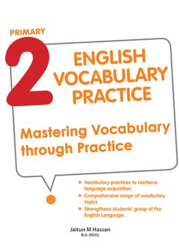P2 English Vocabulary Practice