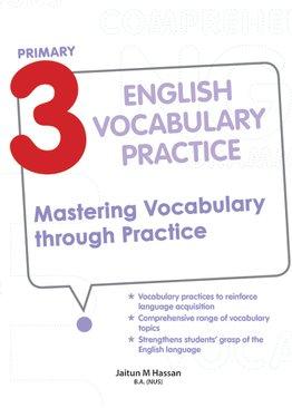P3 English Vocabulary Practice