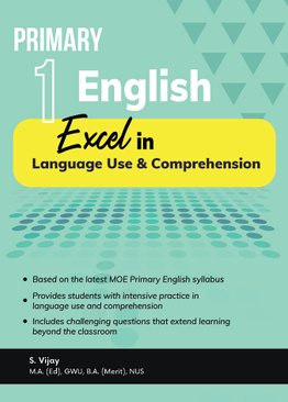 P1 English Excel in Language Use and Comprehension