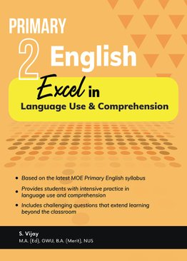 P2 English Excel in Language Use and Comprehension