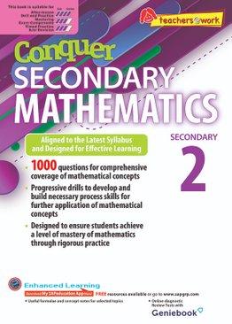 Conquer Mathematics Secondary 2