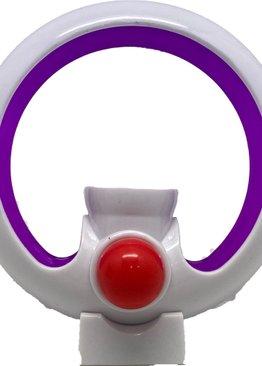 IQ Motor Skill Fidget Energy Loopy Loop Hoop Game for Kids ( Random Colour )