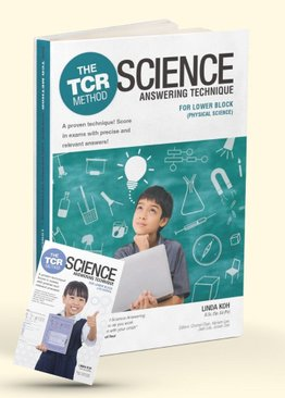 The TCR Method - Science Answering Technique For Lower Block (Physical Science)