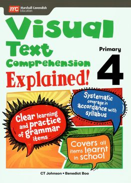 Visual Text Comprehension Explained! P4