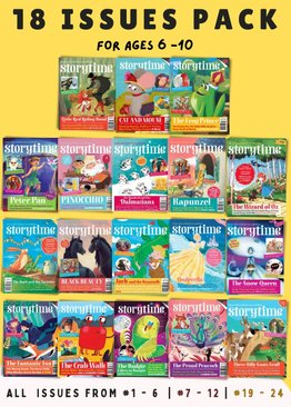 STORYTIME Pack: 18 Issues