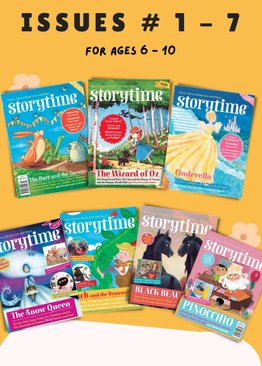 STORYTIME Full Suite: 28 Issues