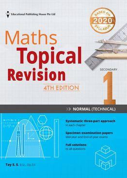 Maths Topical Revision 1NT QR (4ED)