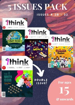 """""""ITHINK"""" 5 Issues (Issues 28-32)"""