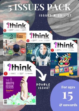 """""""ITHINK"""" 5 Issues (Issues 23-27)"""